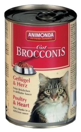 Animonda Brocconis Cat 400g