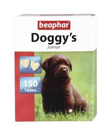 Beaphar Doggy's Junior tabletki witaminowe dla szczeniąt 150szt