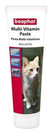 Beaphar Multi-Vitamin Paste Duo-Active dla kota 100g