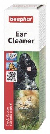 Krople do podstawowej pielęgnacji uszu psów i kotów - 50 ml