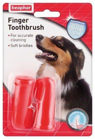 Beaphar Szczoteczka Naparstkowa do zębów