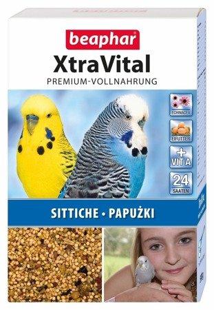 Beaphar XtraVital dla Papużek Falistych 500g