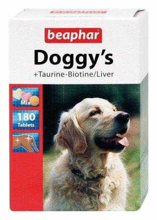 Beaphar Doggy's Mix tabletki witaminowe dla psów 180 sztuk