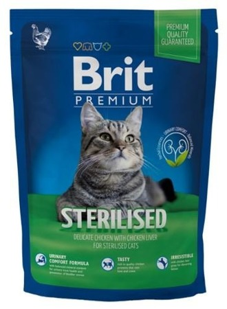 Brit Premium Cat New Sterilised