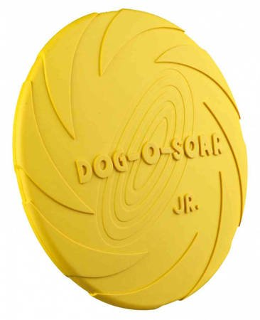 Gumowy dysk, frisbee dla psa 22 cm