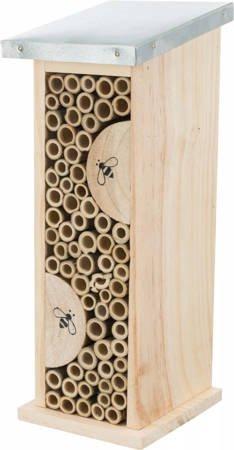 Hotel dla pszczół Miejsce gniazdowe dla dzikich pszczól
