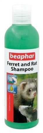 Hypoalergiczny szampon dla fretek i szczurów 250ml