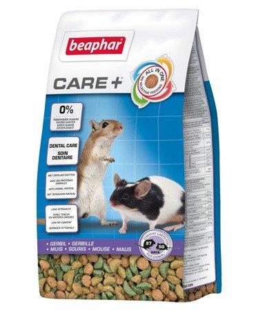 Karma klasy Super Premium dla myszoskoczków i myszy Care+ Gerbil Mouse 250g