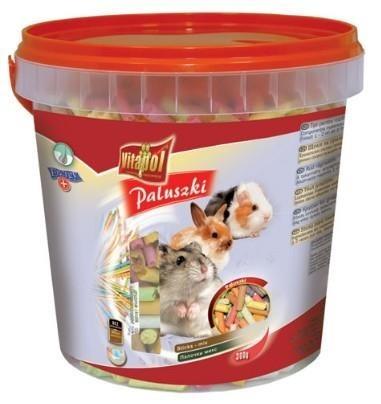 Mix paluszków dla gryzoni - 1000 ml