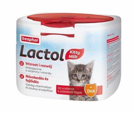 Mleko zastępcze w proszku dla kociąt Lactol Kitty Milk 250g