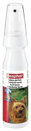 Pielęgnacyjny spray z olejkiem makadamia dla psów Macadamia Spray 150ml