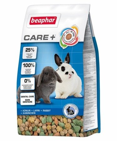 Podstawowa sucha karma dla królików - 250 g