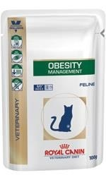 Royal Canin Veterinary Diet Cat Obesity Management saszetka 100g