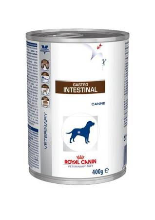 Royal Canin Veterinary Diet Dog Gastro Intestinal puszka