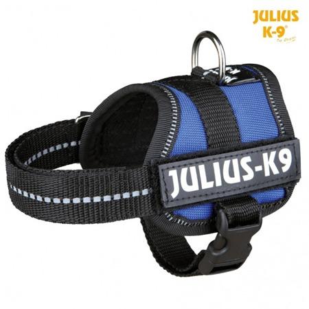 Szelki Julius-K9 dla psa XS niebieskie