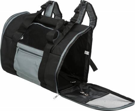 Sztywny plecak na psa lub kota plecak do przenoszenia psa - 42 × 29 × 21 cm