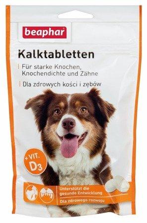 Tabletki wapniowe dla psów z witaminą A i D3 Kalktabletten 225g