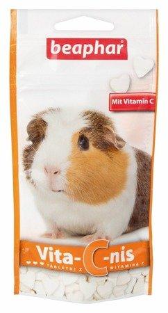 Tabletki z witaminą C dla świnek morskich Vita-C-nis 50 g