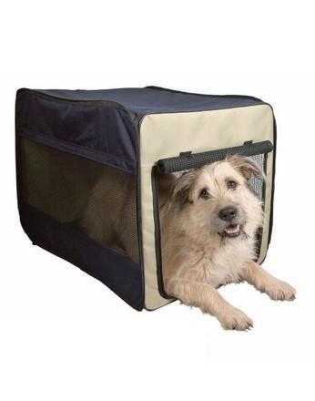 Kojec materiałowy do transportu psa - rozmiar M
