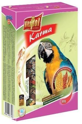 Pokarm dla wszystkich gatunków papug - 800 g