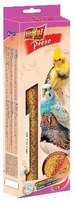 Kłosy prosa senegalskiego dla ptaków - 100 g