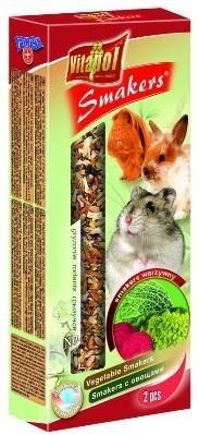 Warzywne kolby dla królików i gryzoni - 2 sztuki
