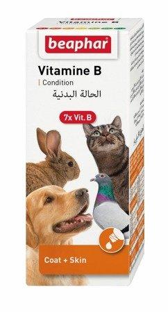 Zestaw witamin z grupy B w kroplach Vitamin B Complex 50ml